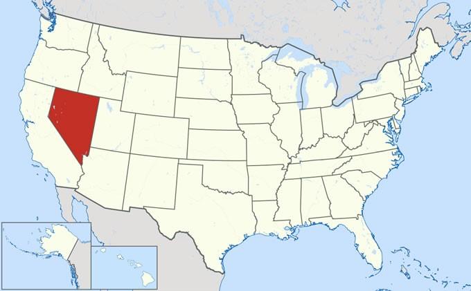 Штат Невада