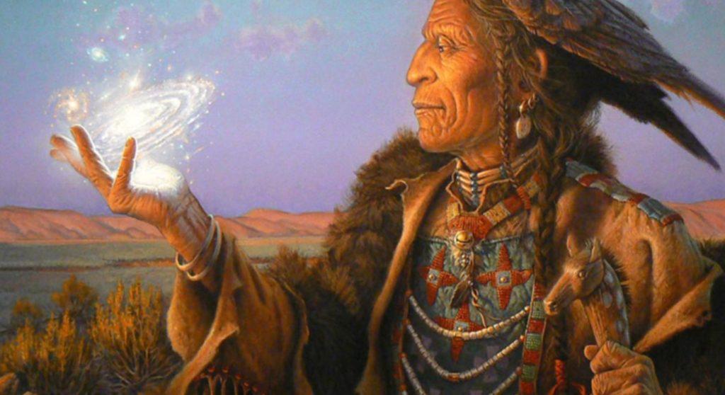 племя яки шаманы