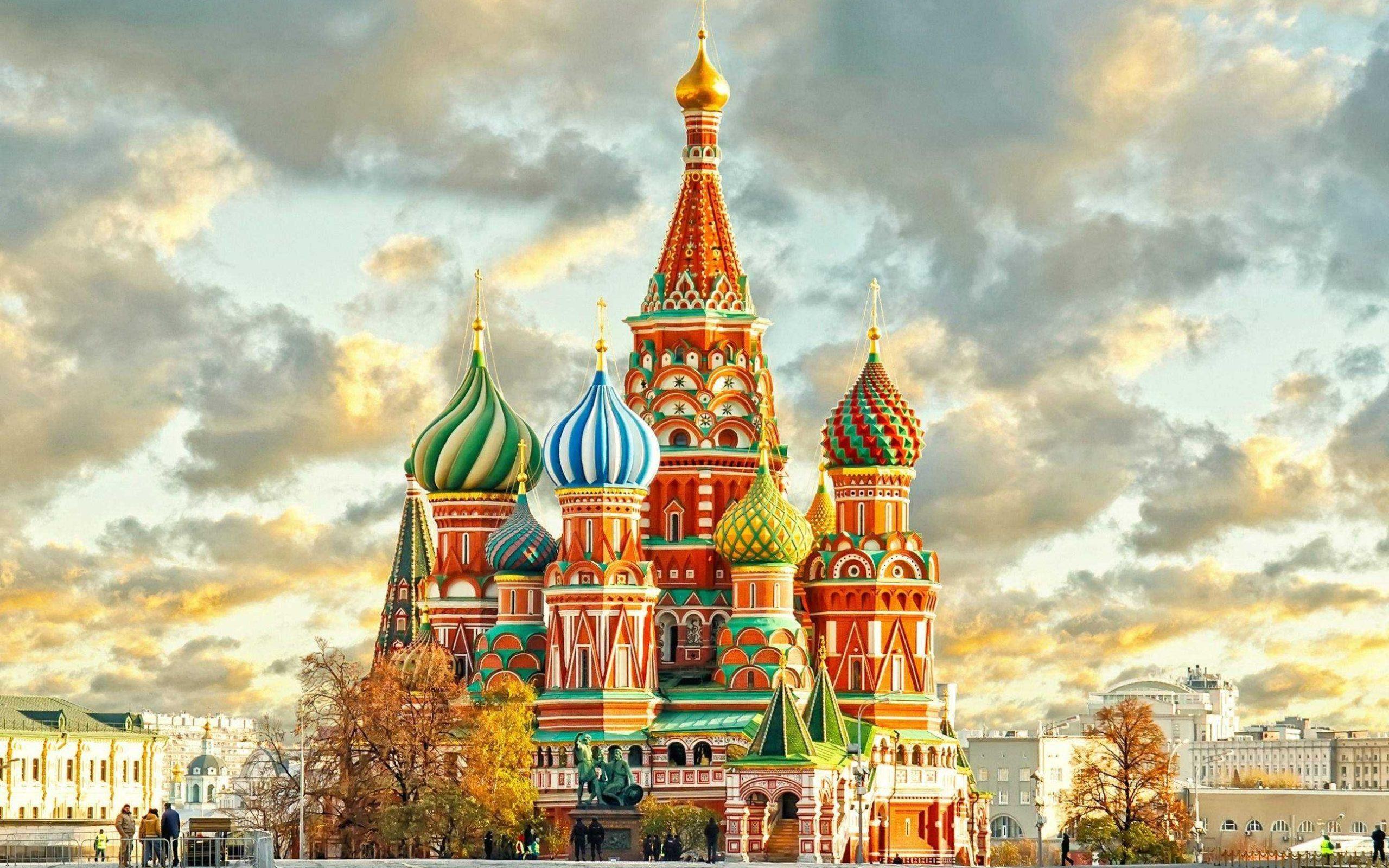 топ красивых мест москвы