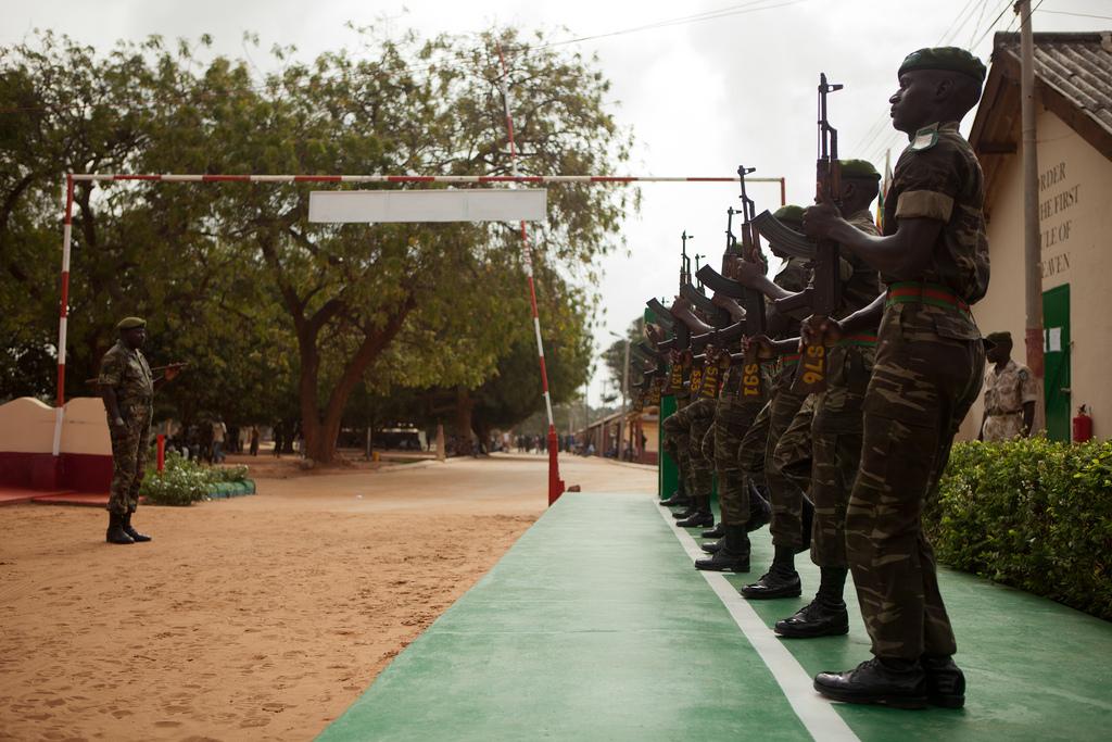 Вооружённые силы Гамбии