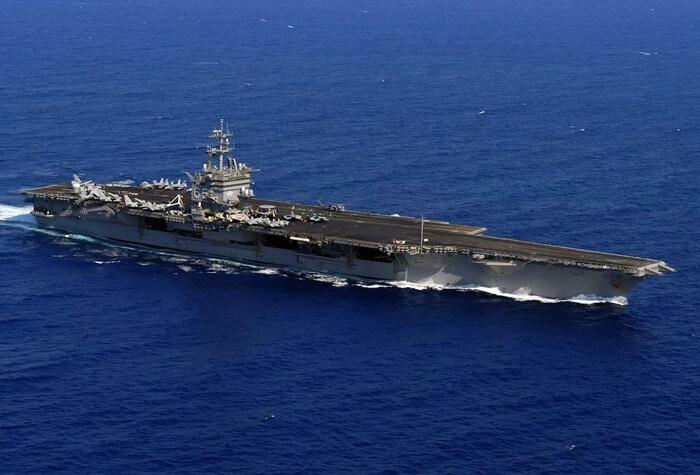 самый большой военный корабль