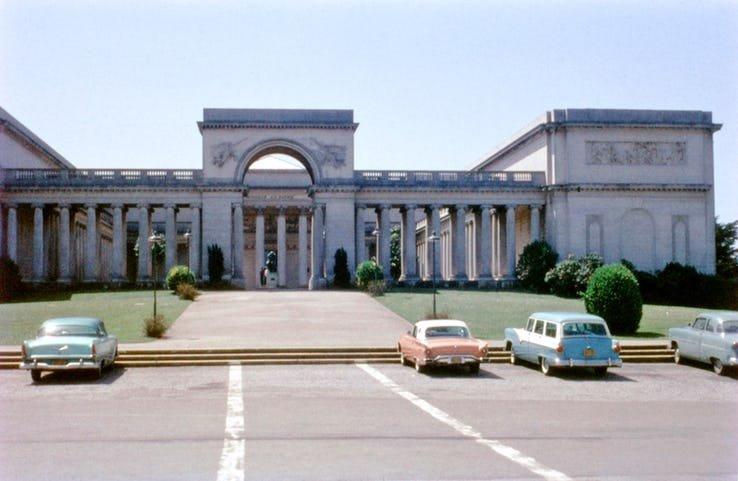 Музей из фильма «Головокружение