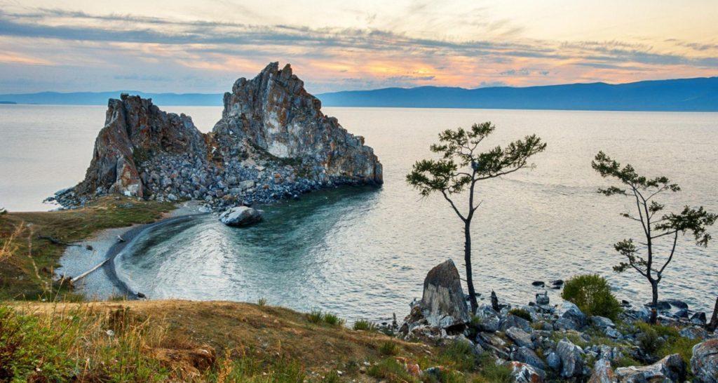Байкал самое большое озеро
