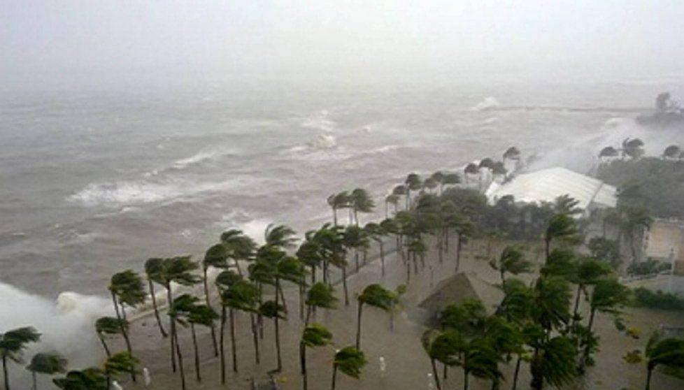 Цунами Филиппинские острова 2013 год