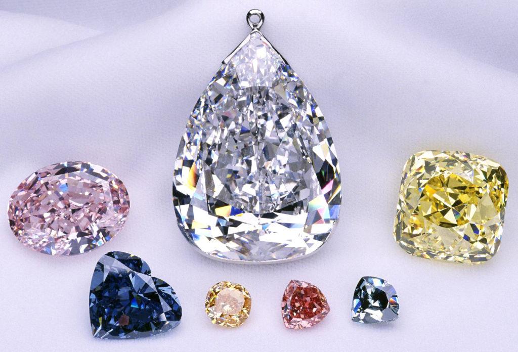 Топ-10 самых больших бриллиантов в мире