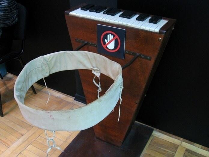 Переносная пианола
